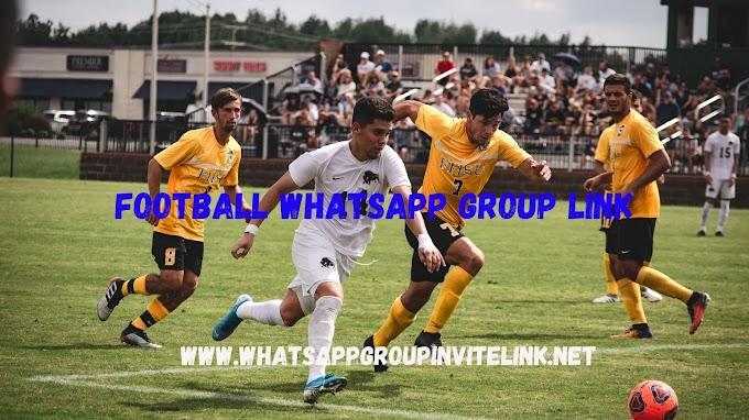 Football Whatsapp Group Link