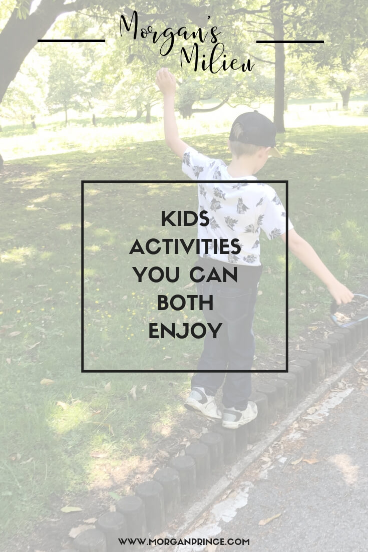 Kids' Activities You Can Both Enjoy |  Spend time with your kids and enjoy the activities they enjoy too!