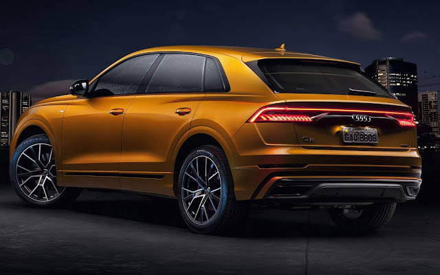 Novo Audi Q8 2020 chega ao Brasil - Preço R$ 471.990