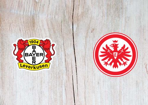 Bayer Leverkusen vs Eintracht Frankfurt -Highlights 12 January 2021