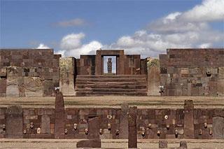Ruinas de Tiwuanaku