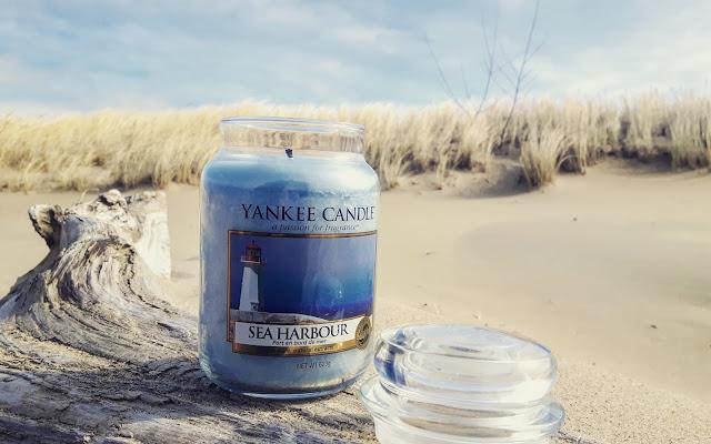 Yankee Candle - Sea Harbour. Recenzja - Czytaj więcej »