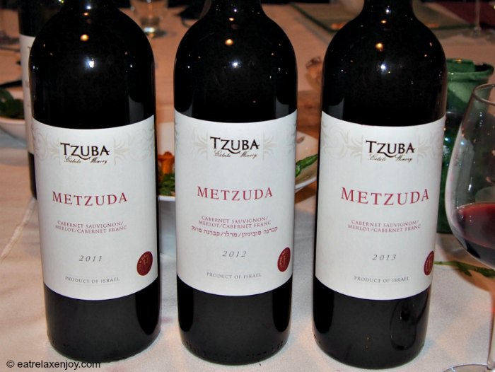 Tzuba Winery presents new wines