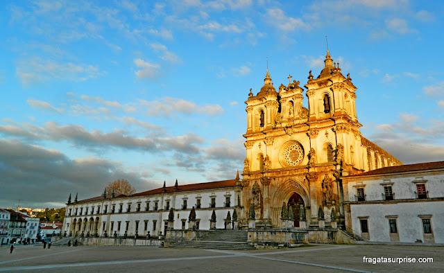 Portugal, Mosteiro de Alcobaça