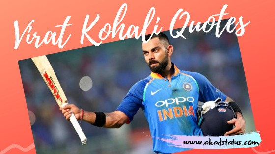Virat kohli Motivational Quotes in hindi :-