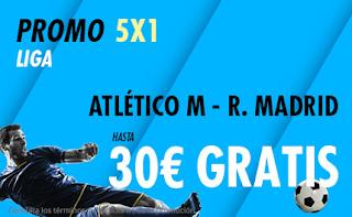 suertia promo liga Atletico vs Real Madrid 28-9-2019