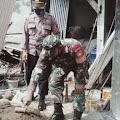 TNI-Polri Amankan Benda Yang Diduga Peluru Pelontar di Purbalingga