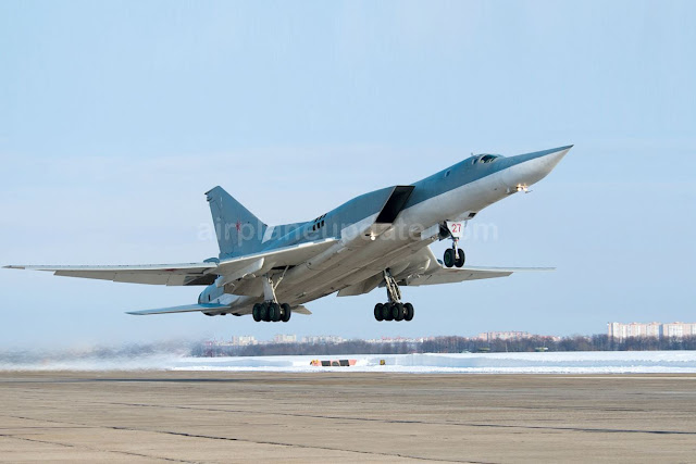 Tupolev Tu-22M3 Strategic Bomber