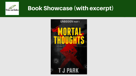 Book Showcase: Mortal Thoughts by TJ Park