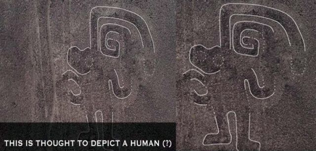 143 New Nazca Lines discovered in Peru including drawings of strange beings  143-nazca-lines-strange-beings
