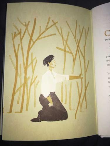 Ilustración de El camino del arquero de Paulo Coelho