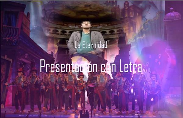 """✨Presentación con Letra Comparsa """"La Eternidad"""" 📢 (2017)"""