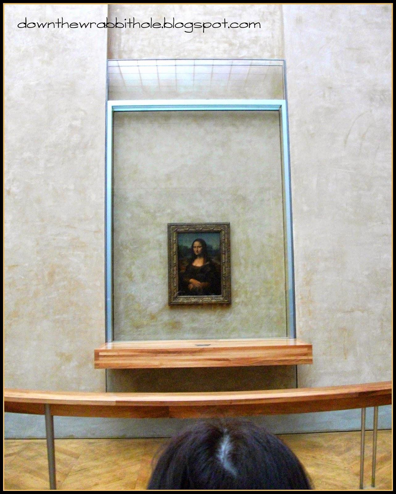 Louvre Museum Paris, Paris France, Da Vinci Mona Lisa, Mona Lisa size