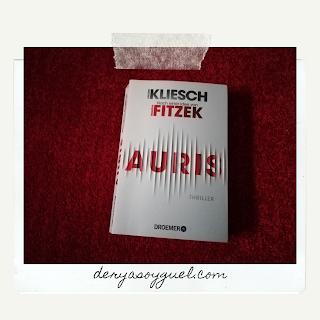 Auris - Vincent Kliesch - Kitap Tavsiyesi