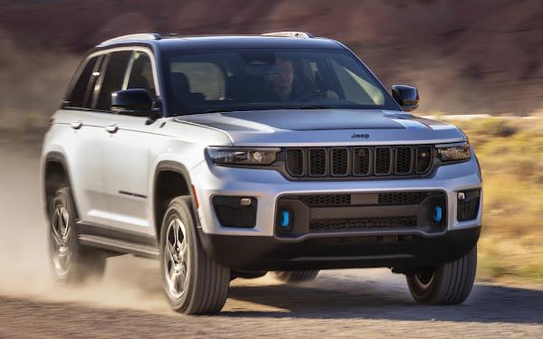 Novo Jeep Grand Cherokee 2022: lançamento nos EUA - fotos e detalhes