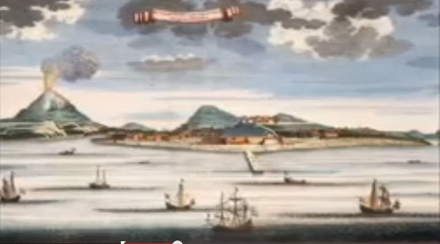 Dokumenter Penjajahan Belanda di Indonesia 1602-1949