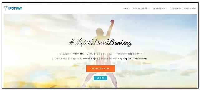 transfer antar bank tanpa biaya ipotpay