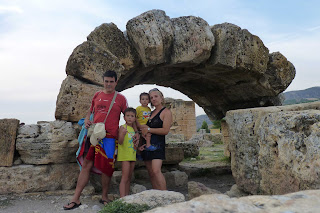 ruinas de Hierápolis