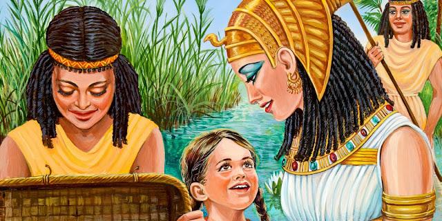 Moses no Egito