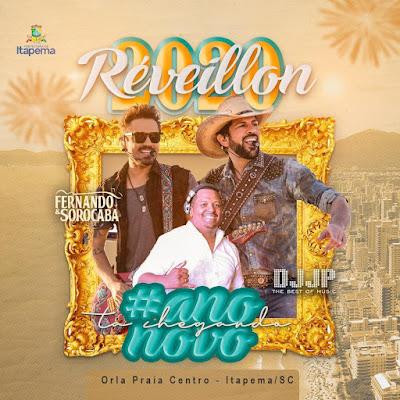 Reveillon 2019 em Itapema