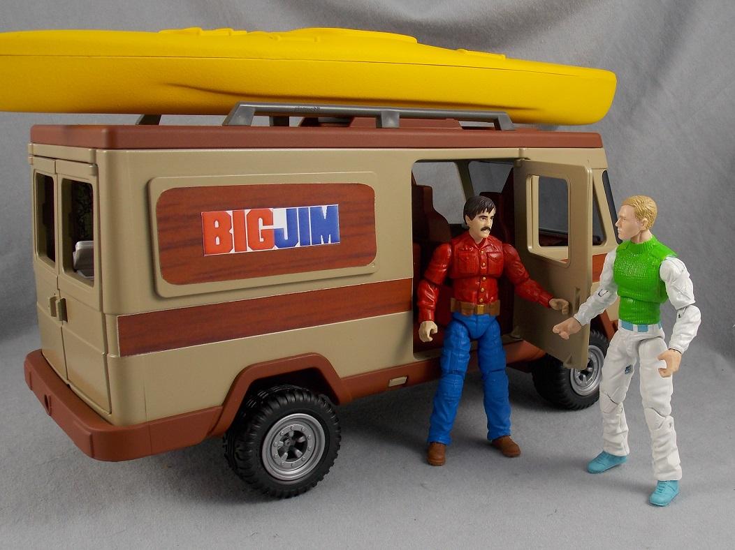 Oreobuilder S Blog Retro Toy Chest Day 3 Big Jim S