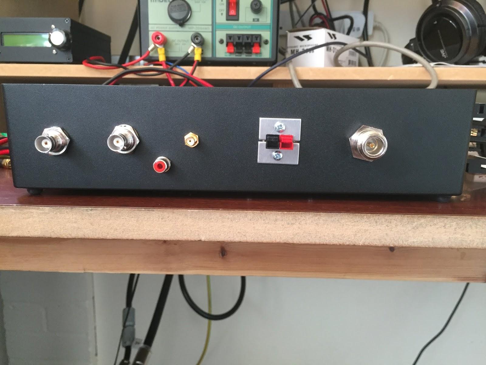 M0WGF's radio musings : Anglian 3L 2m Transverter from G4DDK