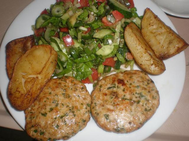 همبورجر الدجاج المشوي للحميات و الرجيم
