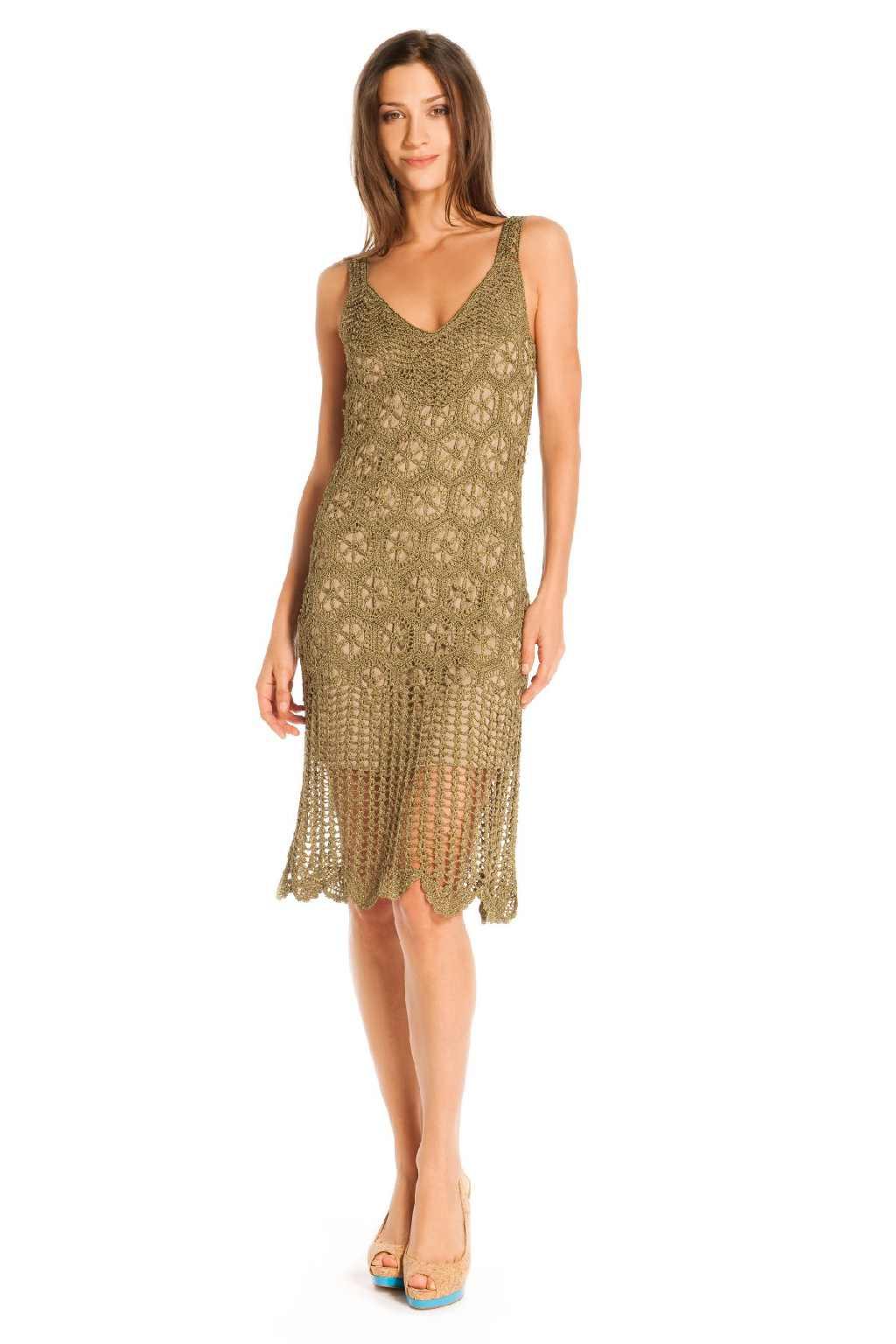 Crinochet Beautiful Crochet Dresses For Inspiration