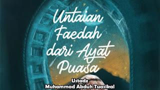 Ebook Untaian Faedah dari Ayat Puasa.pdf