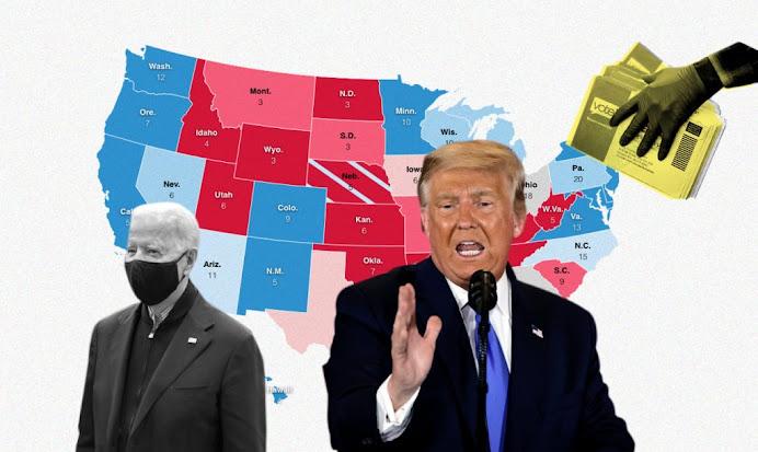 Όταν ο Τραμπ απειλεί τη δημοκρατία
