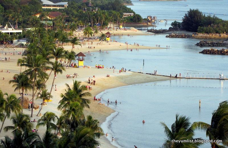 Shangri-La's Rasa Sentosa Resort, Sentosa Island ...  Shangri-La'...