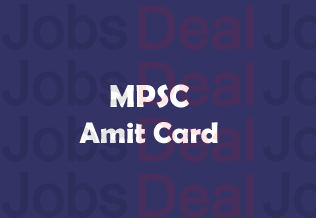MPSC Tax Assistant Admit Card 2017