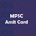 MPSC Tax Assistant Admit Card 2017 Maha Kar Sahayak Exam Hall Ticket