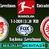 Prediksi Bayer Leverkusen vs Eintracht Frankfurt — 7 Maret 2020