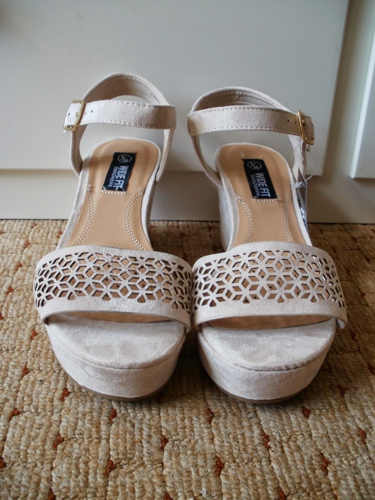 Porcelain Eleanor Shoes On A Shoestring 6 Primark Laser