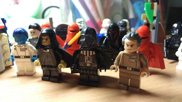 Имперцы, Палпатин, офицеры, Дарт Вейдер, штурмовики, фигурки лего Звездные войны, Star Wars, купить