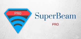 Superbeam wifi share pro v4.1.3 Apk terbaru