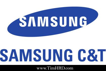 Lowongan Kerja Terbaru PT. Samsung C&T