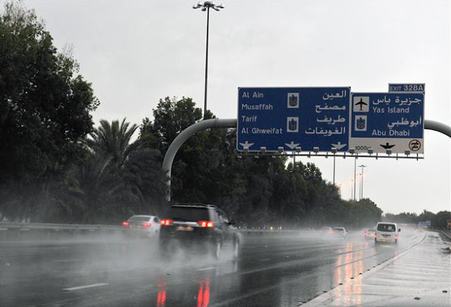 Rainfall in UAE has increased between 10-30 per cent over past few years