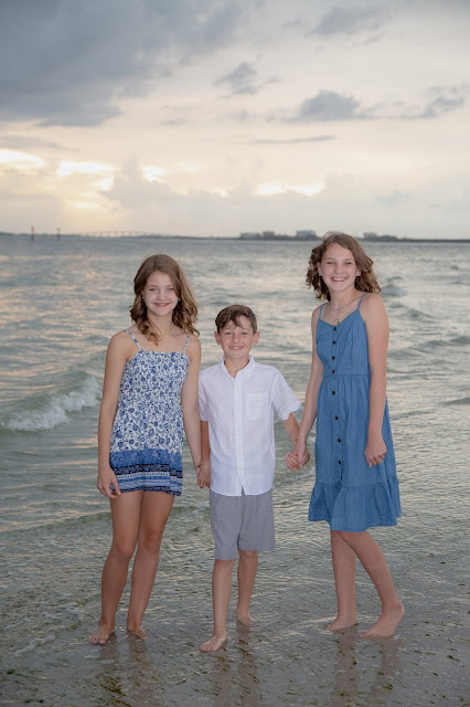 family vacation photography