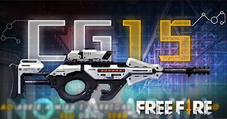 Free fire maintenance, Update menghadirkan senjata CG15 InfoBox dan Skill Karakter Laura