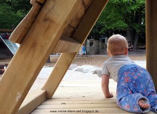 Spielplatz-Besuch mit Kleinkind: Die besten Tipps