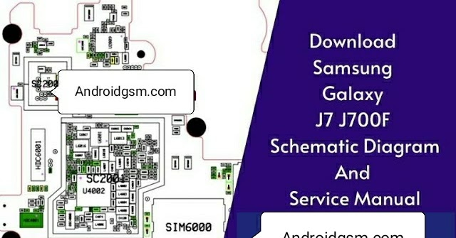 Samsung J700f Schematic Diagram