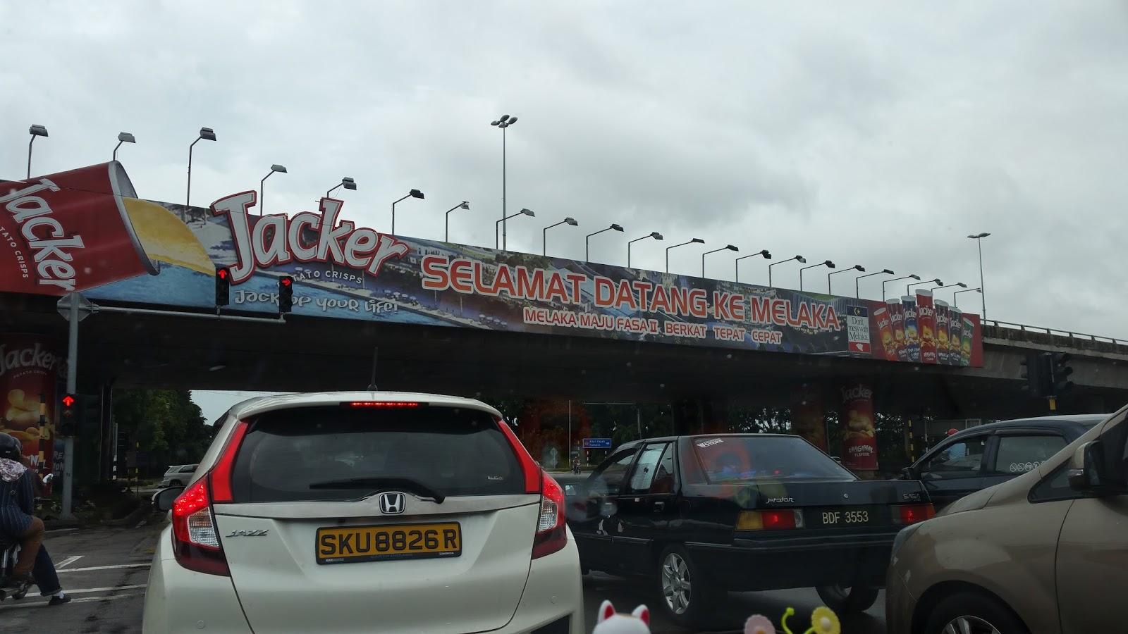 Selamat datang ke Melaka