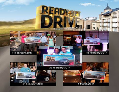 10 Winners Drive off in the Hottest Wheels @SilverstarZA Casino