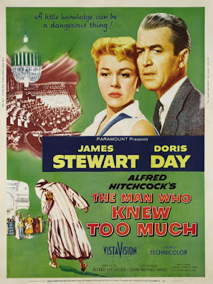 The Man Who Knew Too Much [1956] [DVD] [R1] [NTSC] [Latino]