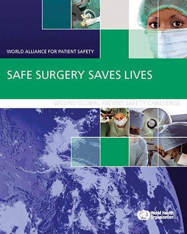 Παγκόσμιος Οργανισμός Υγείας WHO: H Χειρουργική μέχρι το 2030