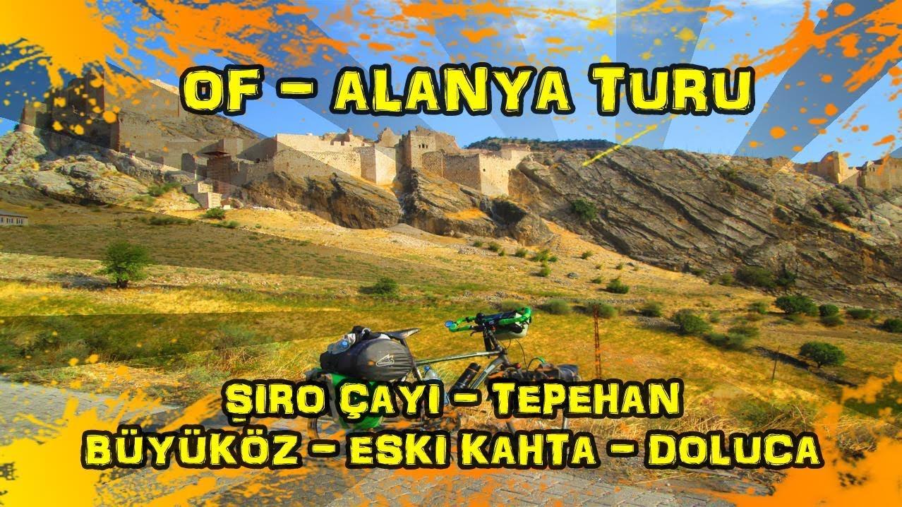 2019/09/15 Şiro Çayı ~ Tepehan ~ Büyüköz ~ Eski Kahta ~ Doluca