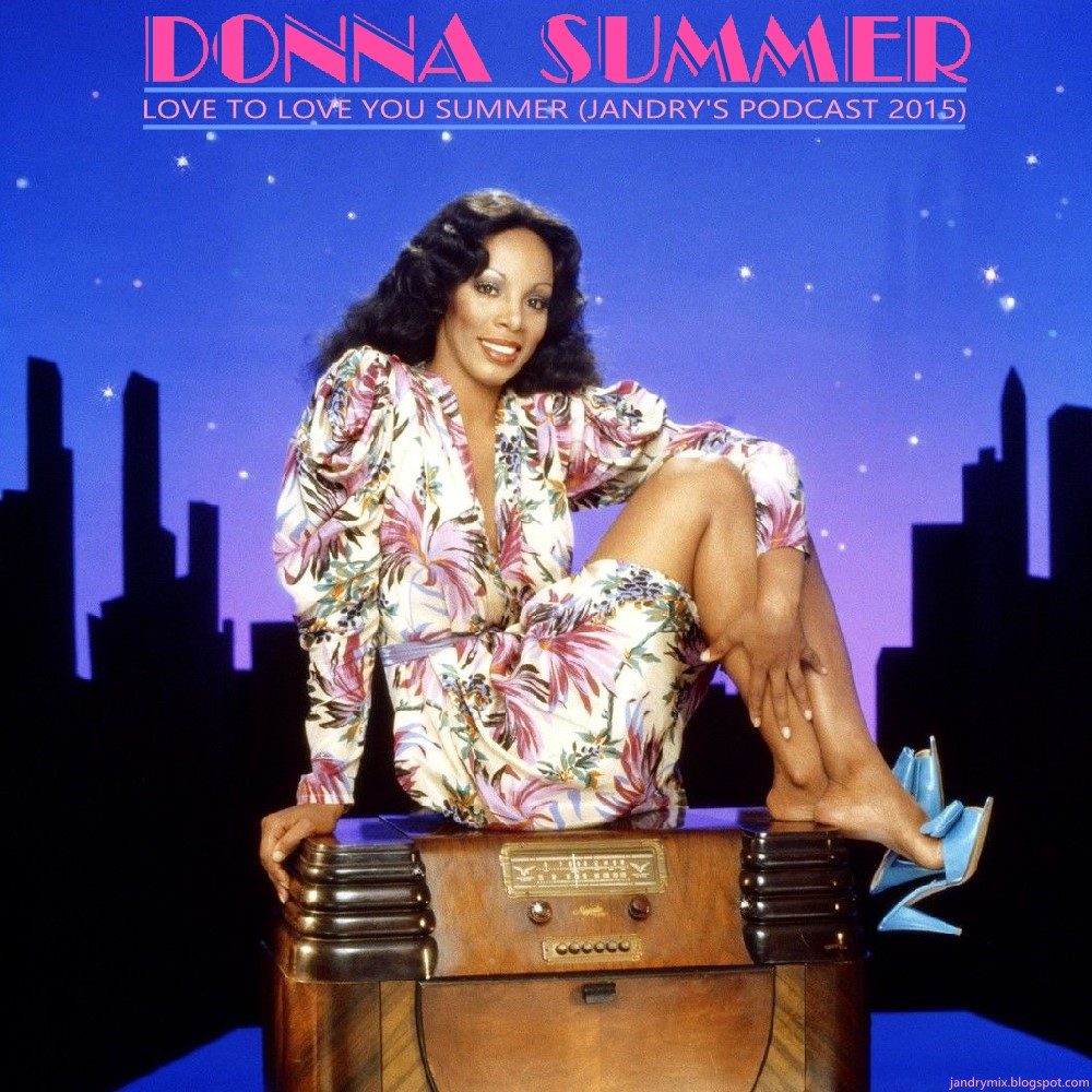Lovely Summer House Design: JANDRY'S MUSIC ROOM BLOG: DONNA SUMMER-LOVE TO LOVE YOU