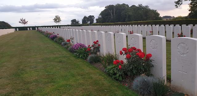 Cementerio de Guerra de Dieppe